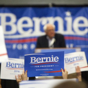 Bernie Sanders Won N.H. in 2016, But Loses With NH-01 Frontrunners