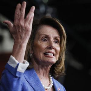 In New Hampshire Race, Nancy Pelosi Is 0-9 in Democrat Support
