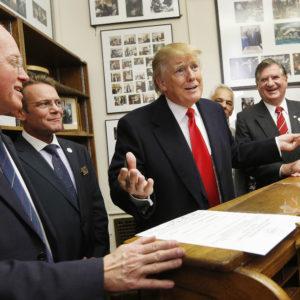 Is Trump Staging A Granite State Comeback?