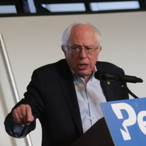 Big News From New Hampshire? Bernie Sanders Got Blown Out