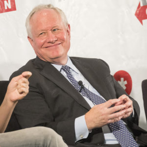 Warren Out, Kristol In?