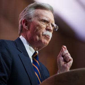 PODCAST: Ambassador John Bolton: Trump's Grip on NHGOP Is Slipping