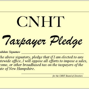 "In N.H. Gov's Race, Democratic Candidates Are 0-for-2 On ""No New Tax"" Pledge"