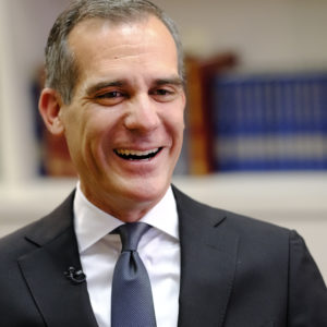 Inside Sources 2020: L.A. Mayor Garcetti Makes More Moves in N.H., South Carolina