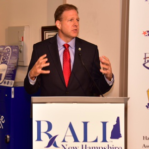 Gov. Sununu Joins Community Groups to Launch New Fight Against Opioid Abuse