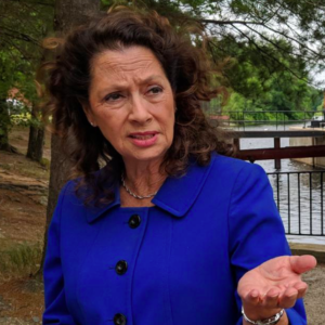 Molly Kelly Flip-Flops, Now Supports Sununu's Business Tax Cut