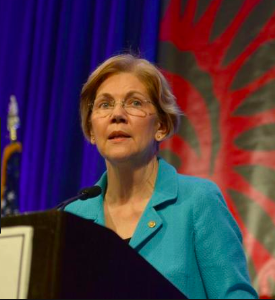"""Elizabeth Warren's 2020 """"Tribe"""" Troubles Don't End With DNA Debacle"""