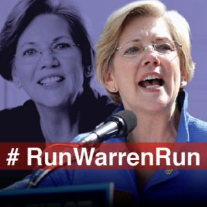 From 'Run Warren Run' to 'Why, Liz, Why?'
