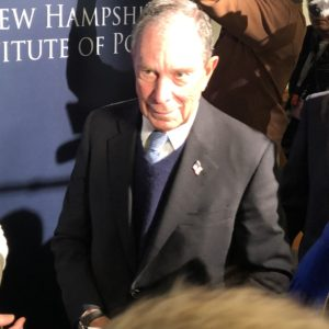 "Bloomberg: I'm Tired Of ""Pie-in-the-Sky"" Environmental Policy From Democrats"