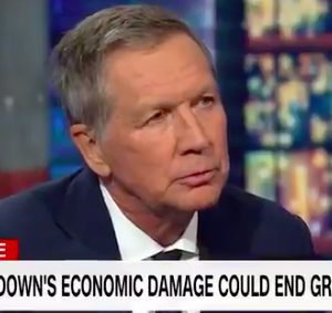 Why John Kasich's New CNN Gig Is the End of His 2020 Candidacy