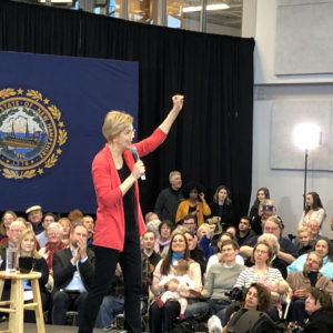 In New Hampshire, Worry That Warren's $20 Trillion Tax Hike Is 'Dangerous' To State's Democrats
