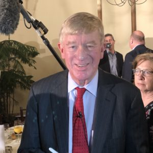 """Bill Weld Announces Primary Against """"Unstable"""" Trump and the """"Stockholm Syndrome"""" GOP"""