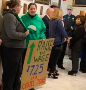 New Hampshire To Hear $22.50 Minimum Wage Proposal