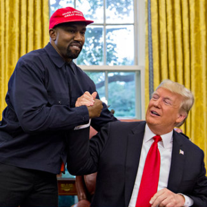 The Kanye Effect? New Polls Show Black Support for Trump Surging