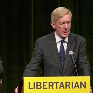 Bill Weld: The Worst Possible Primary Challenger To Take On Trump?