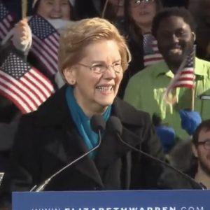 "Progressive Group Endorses Warren as ""Best Candidate to Beat Trump"""
