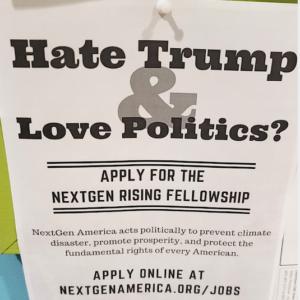 Is Tom Steyer's NextGen Promoting Voter Fraud in NH?