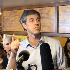 """Beto to NHJournal: """"I Back N.H. Drivers Licenses for Illegals"""""""