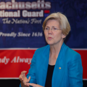 POLL: Warren Trailing In Her Home State of Massachusetts