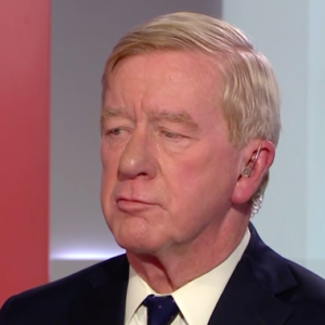 Bill Weld Makes It Official: He's In, And He's Not Holding Back.