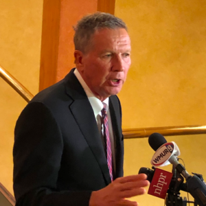 Was Kasich's DNC Speech His New Hampshire Death Knell?