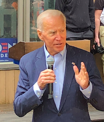 'Bailin' Biden': Former VP Damages Campaign, Reputation By Abandoning NH Volunteers