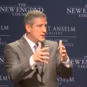 In N.H., Tim Ryan Makes Pitch for Old-School Economics and New Age Meditation