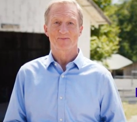 Steyer's First TV Buy Larger Than All Other 2020 Dems COMBINED