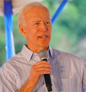 At New Hampshire Rally Biden Takes Both Sides of Immigration Issue–and Still Loses