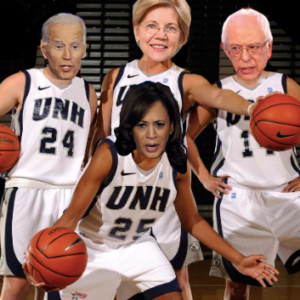 """It's the N.H. Democratic Primary """"Starting Five"""" Power Rankings for Independence Day!"""
