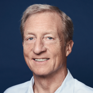 Tom Steyer Has Organization and Money. But Does He Have a Shot?