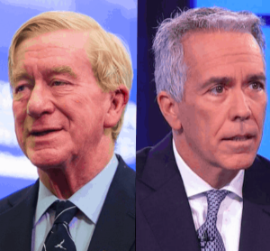 Walsh, Weld Hold First GOP POTUS Primary Debate Tuesday Night