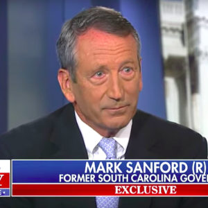 And Sanford Makes Three: The Former S.C. Governor Enters GOP Primary To Challenge Trump