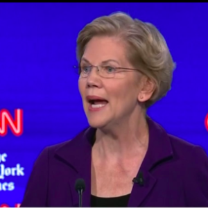 Why Liz Warren Is Never Going to Answer the 'Middle-Class Tax Hike' Question