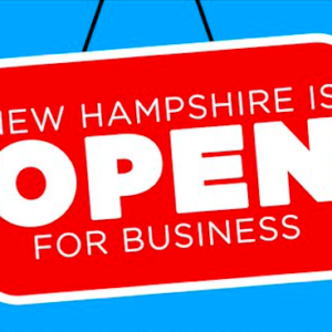 New Hampshire Tops 'Economic Freedom' List in Latest Top 10 Ranking