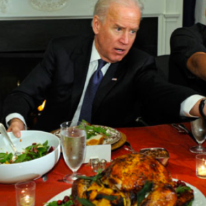 In FITN Campaign, if You're Not at Thanksgiving Table You're Not in the Race