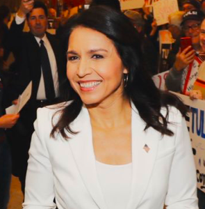 NH Democrats Want Tulsi Gabbard to Vote for Herself in FITN Primary