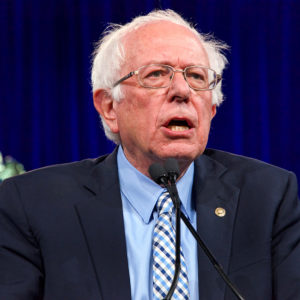 Sanders Surge Continues As He Tops Emerson College Poll