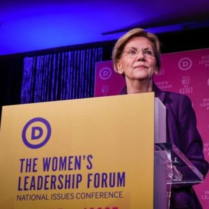 Warren's Sexism Claim A Tough Sell in New Hampshire