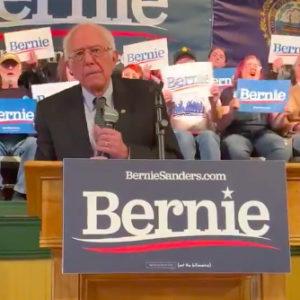 After Iowa Uncertainty, Sanders Looks Inevitable in New Hampshire