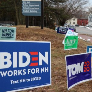 Blue Wave? NH Dem Turnout in 2020 Down 10 Percent From 2008