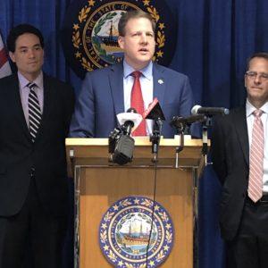 New Hampshire Governor Orders Public Schools Closed, Overriding Local School Authority