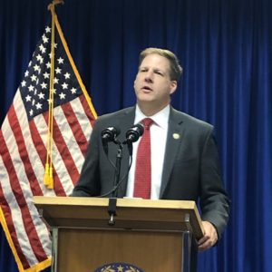 Sununu Responds to BLM Demands: 'Further Discussion Is Merited'