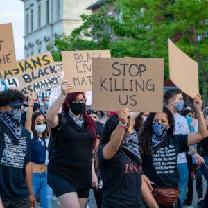 For Sununu, It's Still Protests Over Public Health