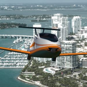New Hampshire Law Gives Flying Cars A Lift
