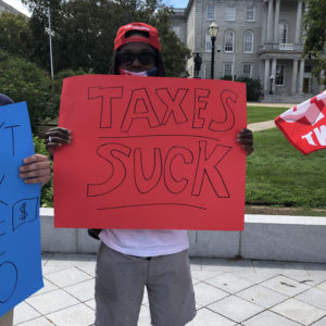 Progressives Tout Poll Saying NH is Pro Tax, But NHDems Are Dubious