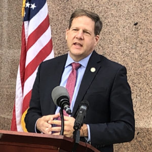 Sununu Says NH Has 'Solid Case' Against Mass. Commuter Tax Attack