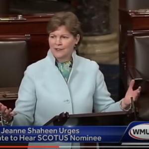 Would Shaheen Really Stand Up to Schumer Over Court Packing?
