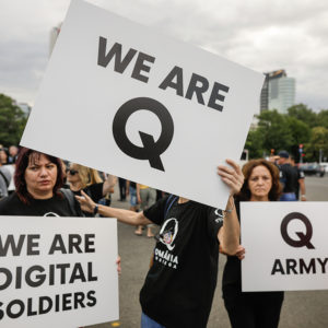 "UNH Profs Say Ed Freedom Accounts Will Bring More ""QAnon"" to NH"