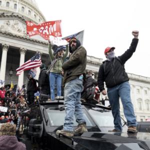 Trump Supporters Storm U.S. Capitol, NH Pols React
